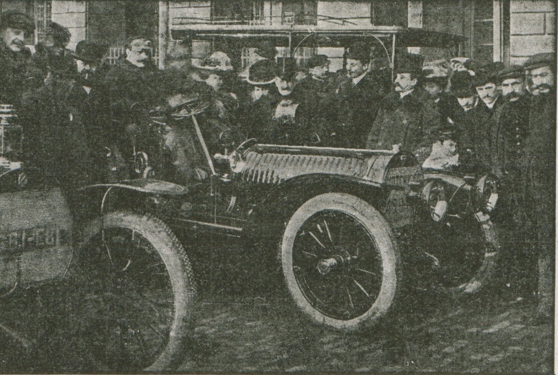 19070001 Bleriot