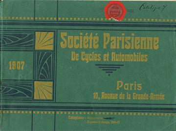 19070001 Société Parisiene