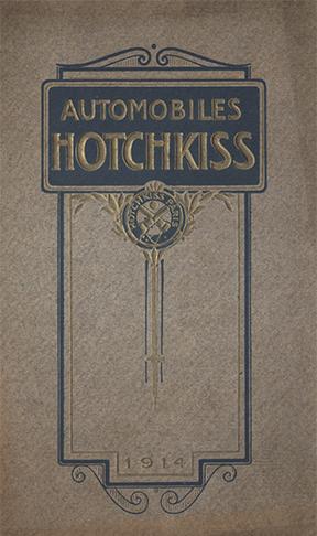 1914 Automobiles Hotchkiss