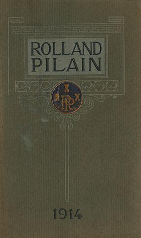 1914 Rolland Pilain