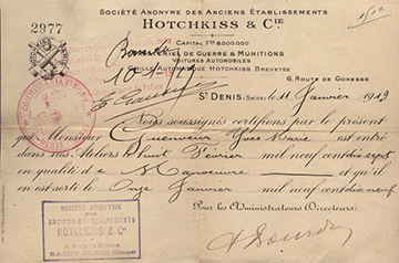 19190111 Declaration 2977