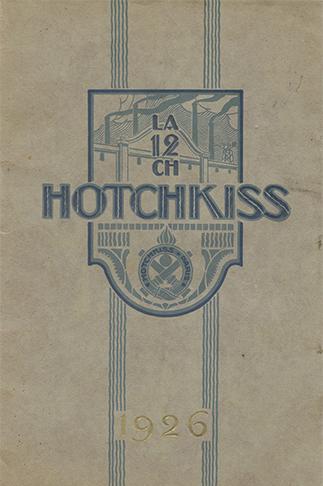 1926 Hotchkiss 12CH