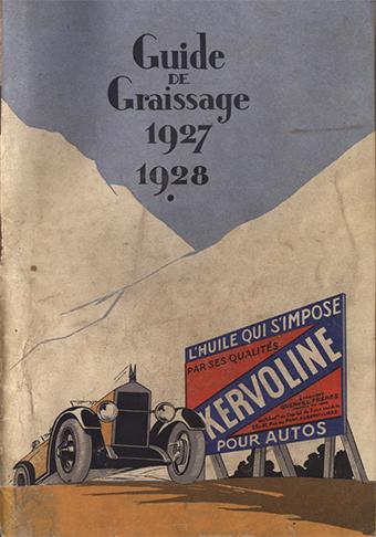 1928 - Kervoline