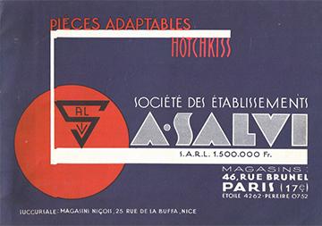 1930 - A. Salvi