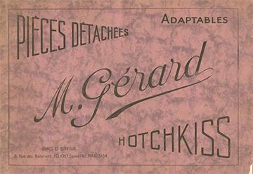 1930 - M. Gérard