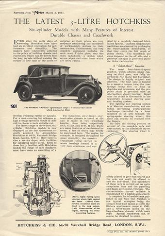 19310303 The Motor
