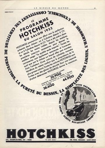 1932 - Le Miroir du Monde 01