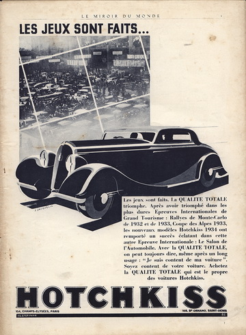 1932 - Le Miroir du Monde 05