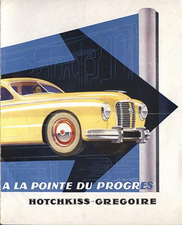 1951 Hotchkiss Gregoire