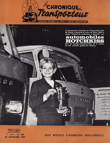 19641130 Camions Hotchkiss