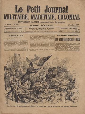 19071201 Le Petit Journal Hotchkiss