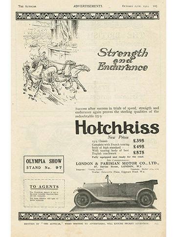 19241024 The Autocar Hotchkiss