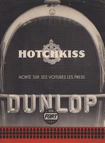 19301000 Dunlop Hotchkiss