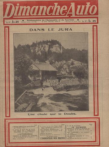 1927 0227 Dimanche Auto - Marchal