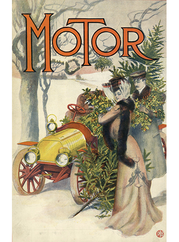 19041200 Motor Hotchkiss Fournier