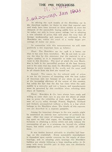 19080100 Hotchkiss H. Kuntz