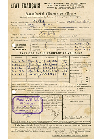 19440223 Hotchkiss Proces-Verbal