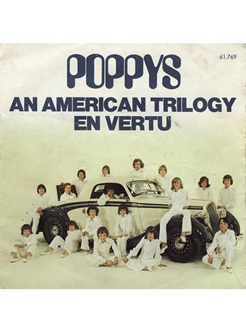 19730001 Poppys 45 tours
