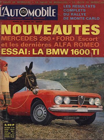 19680200 L'Automobile Hotchkiss