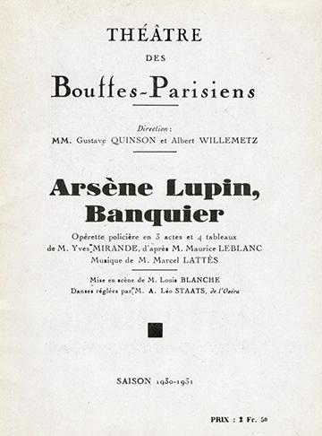 19300001 Theatre Bouffes