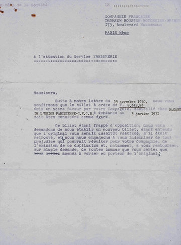 19701125 Hotchkiss Tresorerie