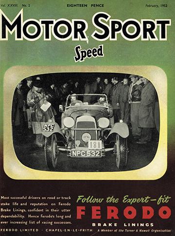 19520200 Motor Sport