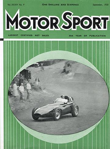 19580900 Motor Sport