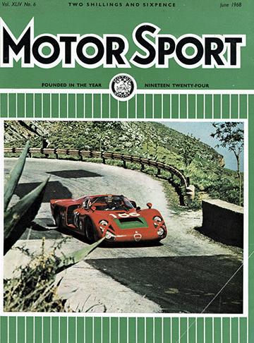 19680600 Motor Sport