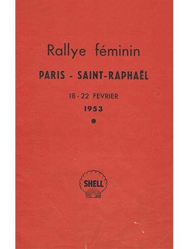 19530218 Paris-Saint-Raphael Shell