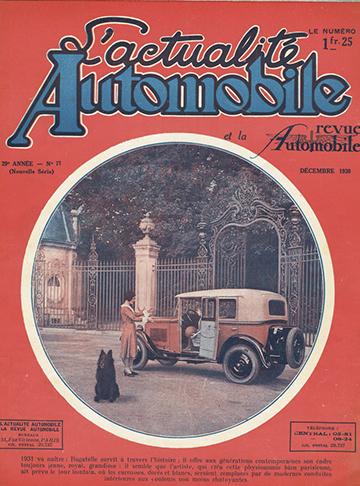 19301200 L'Acutalite Automobile