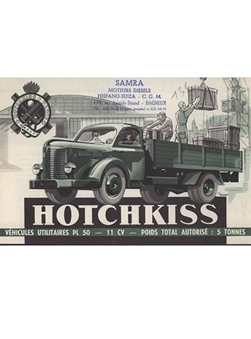 19581000 Hotchkiss PL50