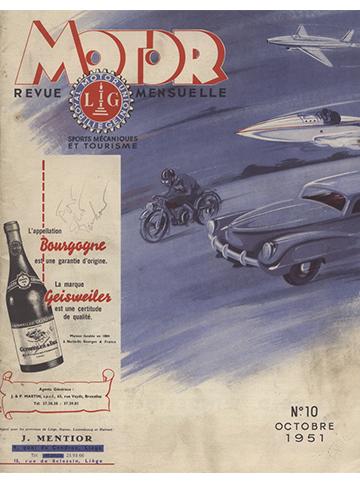19511000 Motor Salon