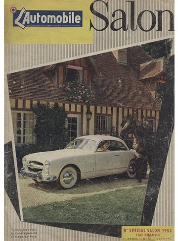 19521000 L'Automobile Salon