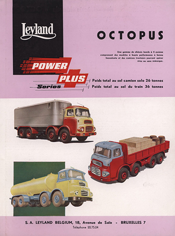 19600909 Leyland Octopus