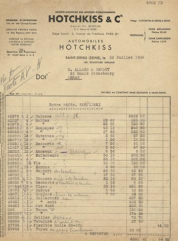 19460730 Facture 6803