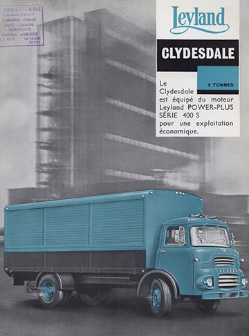 19650200 Hotchkiss Leyland Clydesdale
