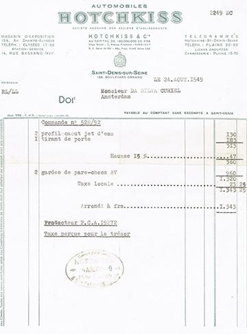 19490824 Facture 2249