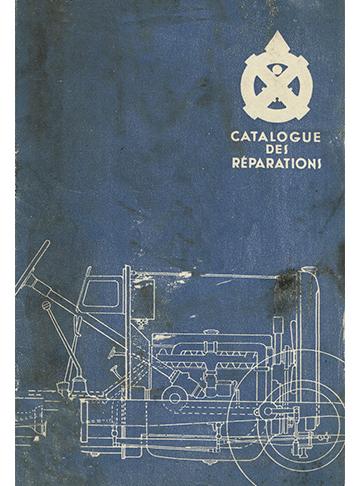 19320400 Catalogue Reparations