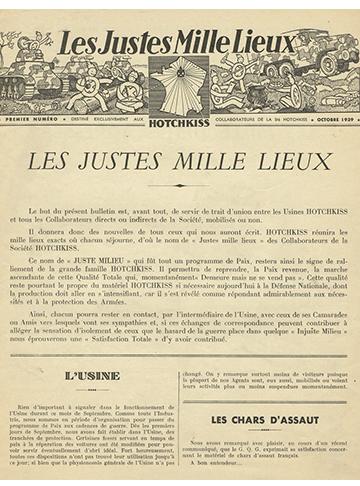 19391000 Les Justes Mille Lieux