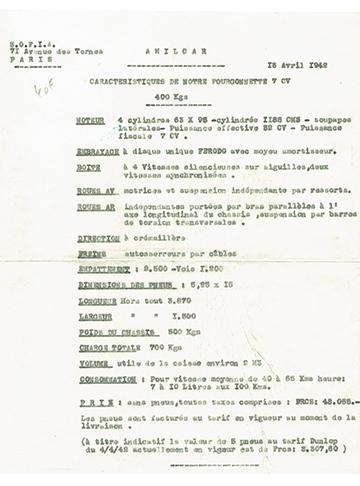 19420413 Amilcar 7CV