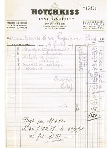 19490720 Facture