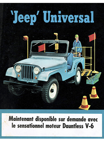 19650700 Jeep Universal