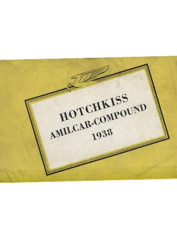 19380001 Tariff Amilcar UK