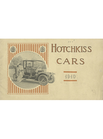 19100001 Hotchkiss Catalogue