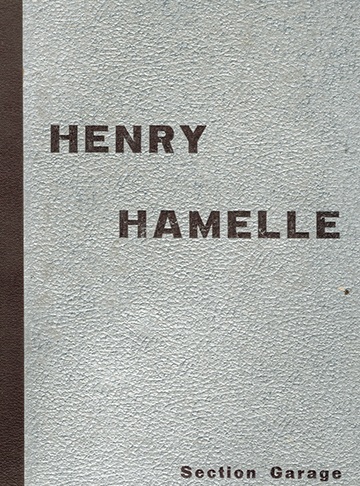 19331100 Hamelle