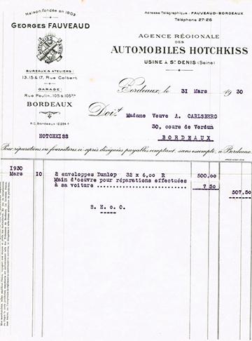 19300331 Fauveaud Carlsberg Doit