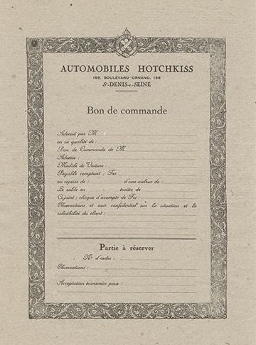 19120001 Bon Commande