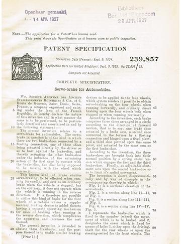 19250909 Hotchkiss Patent