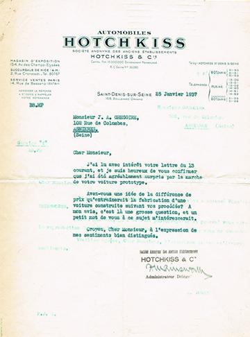 19370125 Hotchkiss Usine J. A. Gregoire