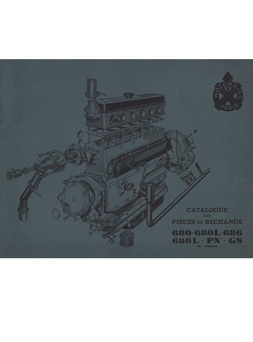19461200 Catalogue Pieces